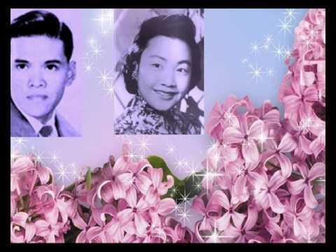 Yang Guang and Yao Li – Lilacs  紫丁香- 杨光姚莉  1956