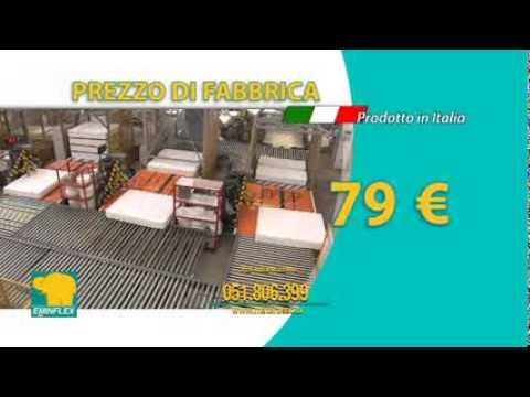 Offerta eminflex materasso tv youtube for Eminflex offerta tv 2017