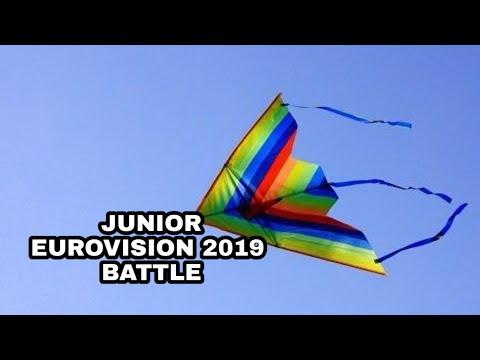JUNIOR EUROVISION 2019 BATTLE