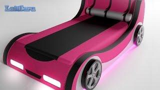 Детская модульная мягкая мебель. Детский диван кровать Кабрио. Интернет-магазин