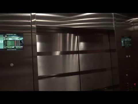 Otis Elevators Prudential Tower Boston, MA
