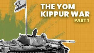 The Yom Kippur War: When Israel Almost Fell | Part 1