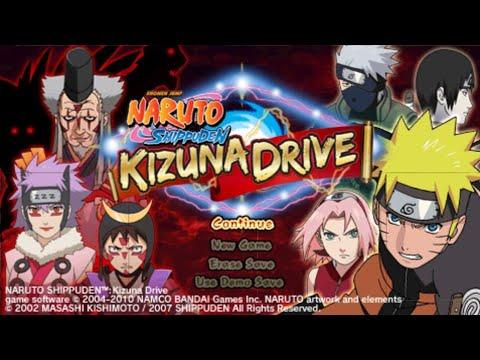 download save data tamat naruto kizuna drive demo ppsspp