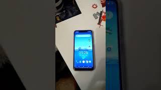 OUKITEL C12 Pro дифект экрана
