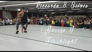 Riccardo & Silvia ► Bachata Sensual ⊰Salsitaly 2016⊱