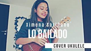 Lo Bailado - Ximena Sariñana -  Y Tutorial Ukulele