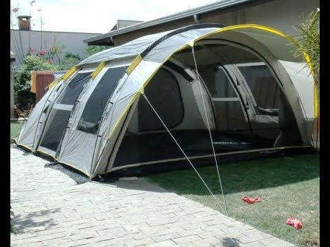 quechua t6 2 xl air desmontagem youtube. Black Bedroom Furniture Sets. Home Design Ideas