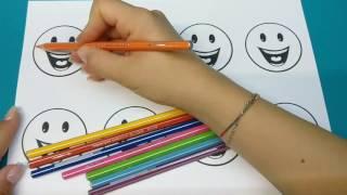 Impariamo i colori disegnando. Video didattico per bambini. by i colori dei bimbi.