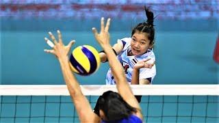 TOP 15 Amazing Volleyball Moments by Chatchu-On Moksri (ชัชชุอร โมกศรี) | World Grand Prix 2017