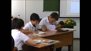 Урок русского языка, 6 класс, Данилова_О. А., 2017