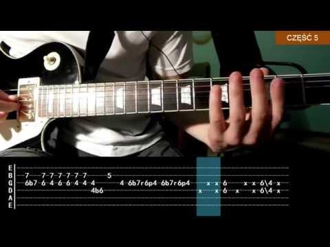 Jak zagrać - Dire Straits - Brothers In Arms - Kompletna Lekcja HD