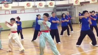 臺中市九九太極拳道協會-太極拳觀摩表演