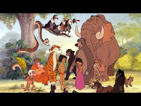 The Jungle Book 1967 Review