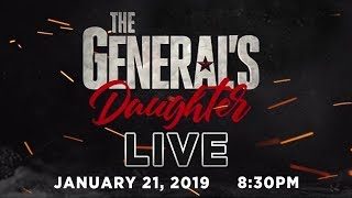 LIVE: The General's Daughter | Pilot Episode