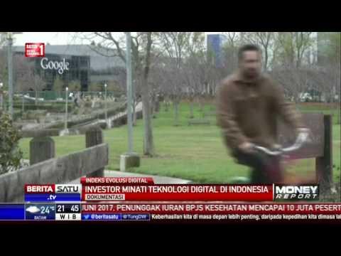 Investor Minati Teknologi Digital di Indonesia