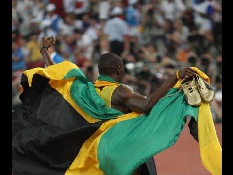 Usain Bolt Dancing