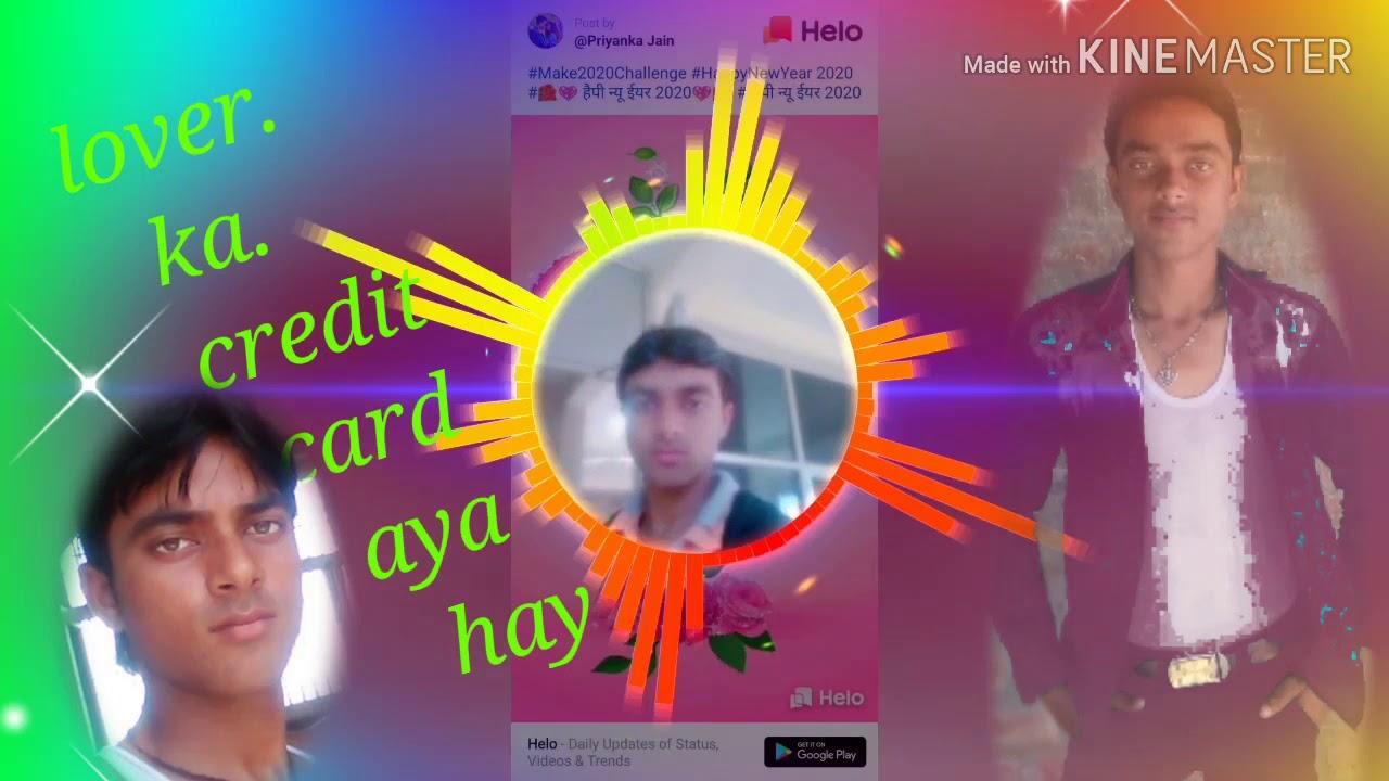Lover ka greeting card aaya hai DJ song - YouTube