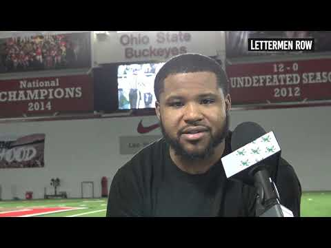 Mike Weber: Ohio State running back discussed Rose Bowl prep, NFL Draft possibility