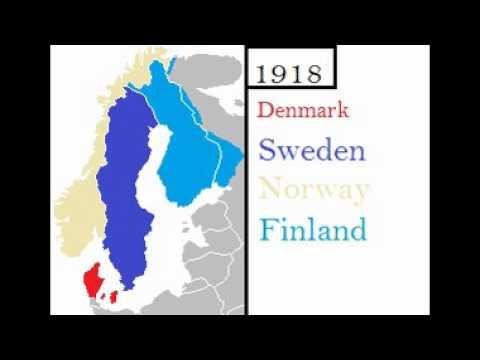 History Scandinavia and Baltic (1000-2016)
