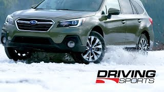 2018 Subaru Outback Touring 2.5i Full Review
