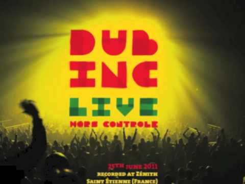 Dub inc - Live Saint Etienne - June 25th 2011