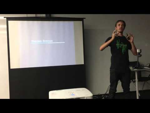 Biohackers + Ethereum - Part 2 - WTF is Ethereum? by Luke Anderson