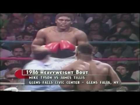"""Mike Tyson vs. James """"Quick Tillis"""" (ESPN Classic Version)"""