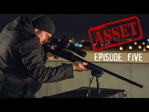 Asset the Series: Episode 5: Mercy To Go - SPY ACTION WEB SERIES
