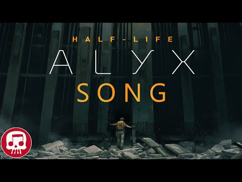 """HALF LIFE: ALYX SONG By JT Music (feat. Andrea Storm Kaden) - """"Entangled"""""""