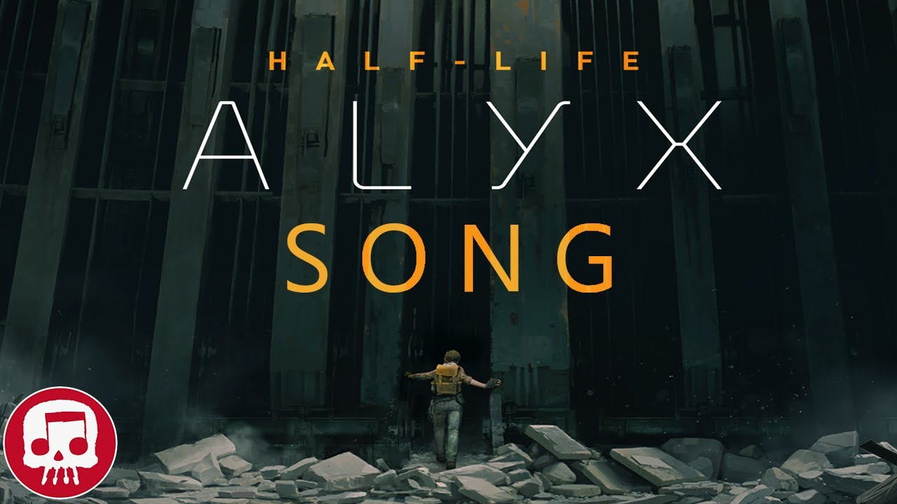 HALF LIFE: ALYX SONG by JT Music (feat. Andrea Storm Kaden) -