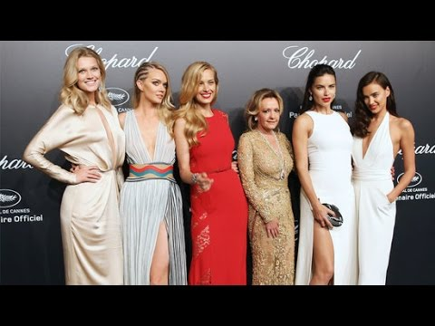 Models Reveal Cannes Film Festival Style Secrets