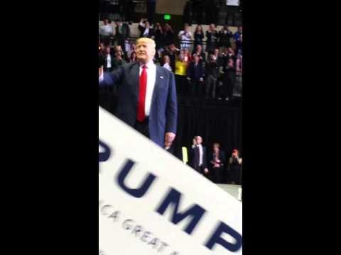Donald Trump Tampa rally 2016