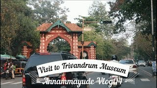 Gambar cover A Visit to Trivandrum Museum   Annammayude Vlog 04  New Year Special