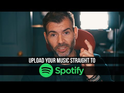 Upload your music to Spotify STRAIGHT AWAY!