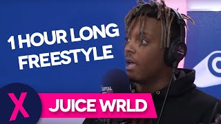 Juice WRLD Drops Epic HOUR-LONG Freestyle for Tim Westwood!