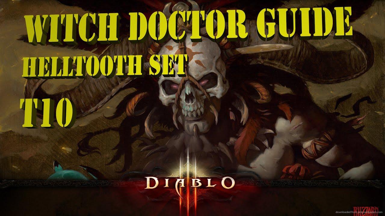 diablo 3 helltooth set how to get