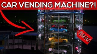 CRAZY Vending Machines You'd Like To Have In Your Country
