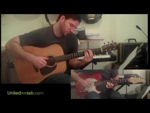 Jack Johnson - Better Together Guitar Cover