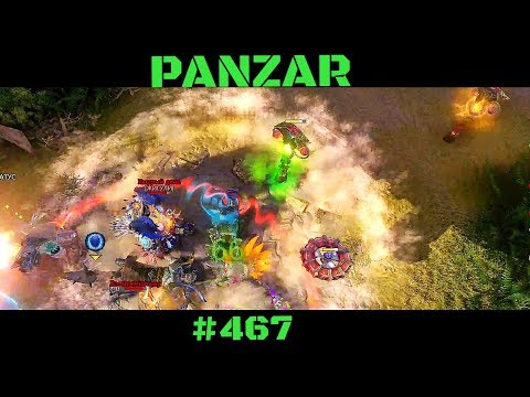 видео: panzar - Хорошо плывем (сапер, танк) #467