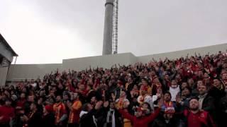 KAPALI KALE - Sivasspor Deplasman Görüntüleri