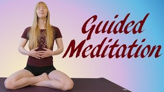 12 minute guided meditation for relaxation calm focus with katrina melt away stress anxiety