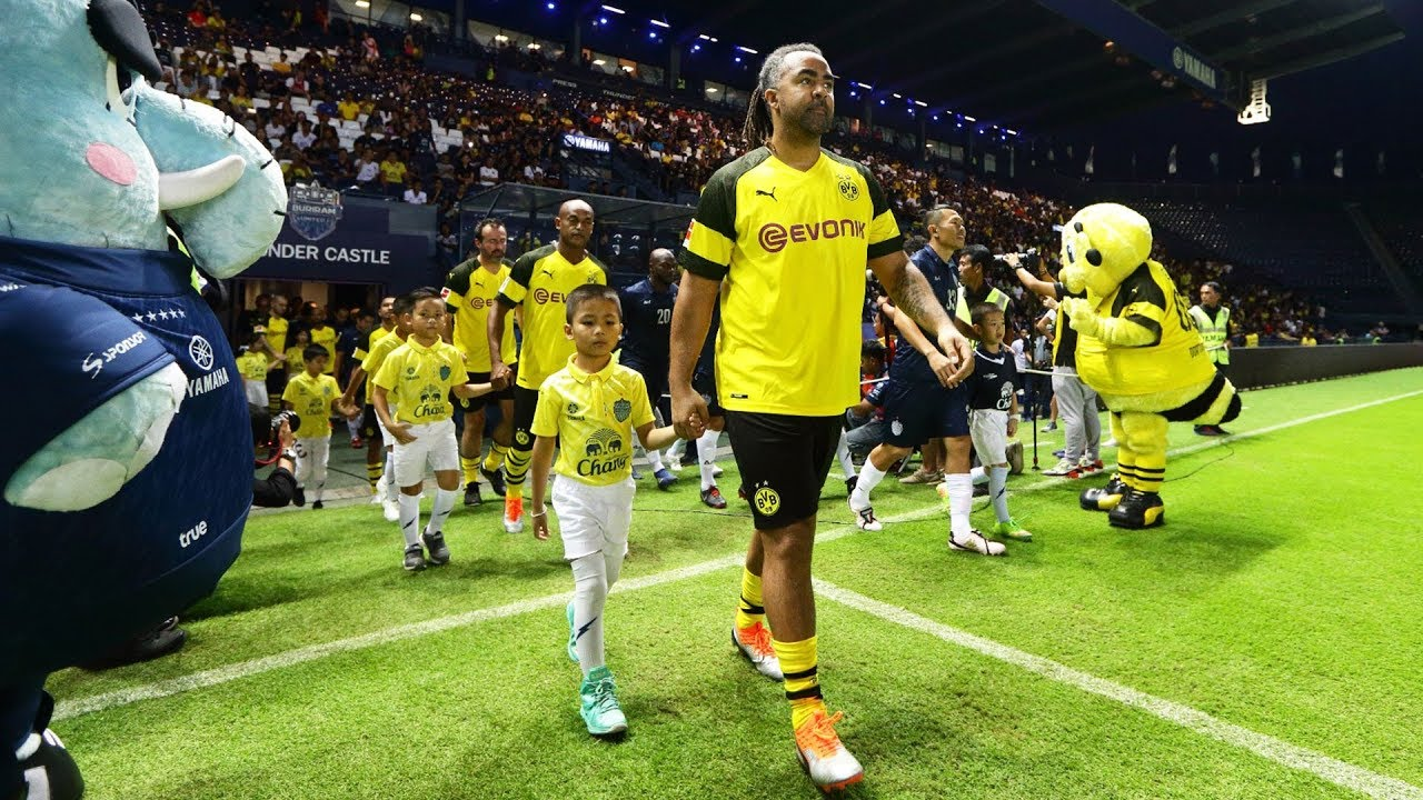 Buriram United - BVB-Legenden 1:1 | Highlights und Tore