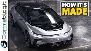 NASIL Faraday Gelecekte FF 91 | 2019 | 1050 HP Tesla Model S KATİL YAPTI