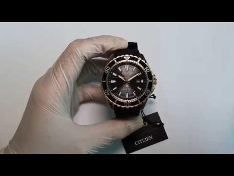 로즈골드&러버밴드 조합 시티즌  BN0193-17E 리뷰 (롤렉스 요트마스터 신형과 닮은꼴 시계)