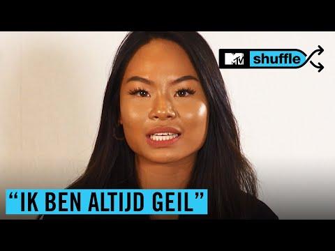 "LENA uit EOTBDD: ""DOPEBWOY mag mij HELEMAAL uit elkaar…� | MTV SHUFFLE"