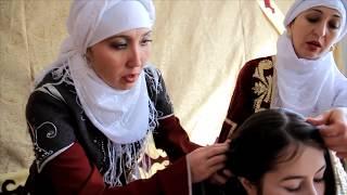 Кыз узатув - старинный ногайский обряд.