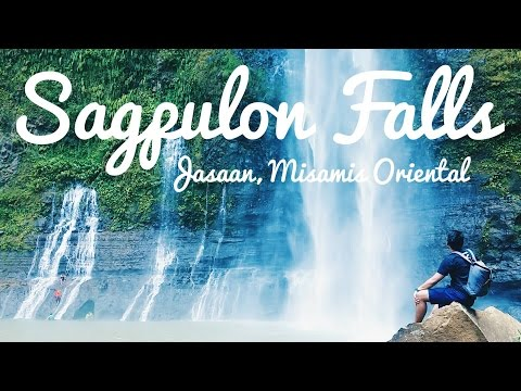 Amazing Sagpulan Falls Jasaan Misamis Oriental Philippines, March 2017