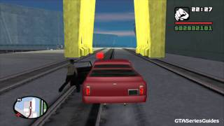 GTA: San Andreas - Import/Export (List 2) Slamvan (HD)