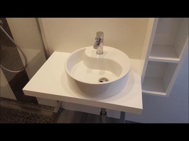 Bathroom refurbishment 1+2