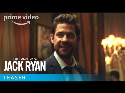 Tom Clancy's Jack Ryan Season 2 - Official Teaser | Prime Video